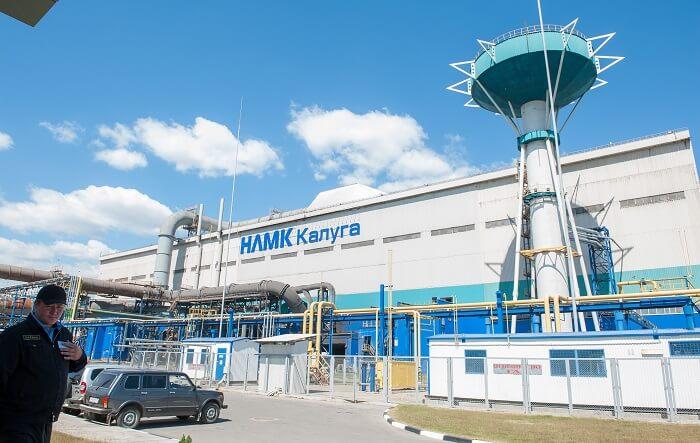 «НЛМК-Калуга» выпустил 8 миллионов тонн стали