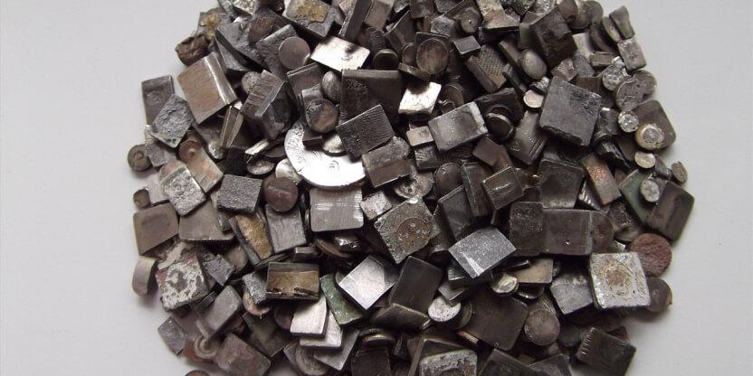 Лом серебра 98%