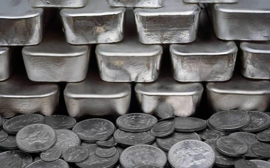 Лом серебра 80%